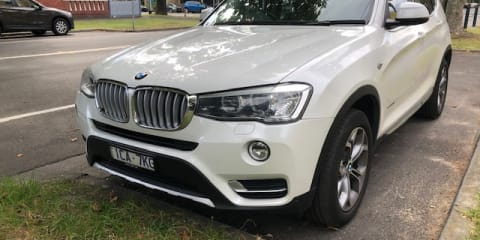 2014 BMW X3 xDrive20d review