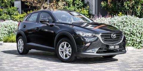 2019 Mazda CX-3 Maxx Sport (FWD) review - the loaner
