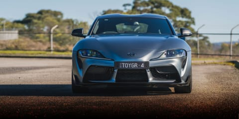 2020 Toyota Supra GR review