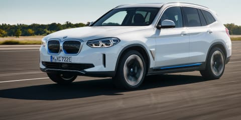 2021 BMW iX3 due in Australian showrooms next year, pricing yet to be announced