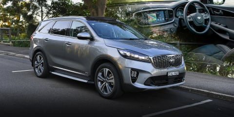 2020 Kia Sorento: What features are on offer?