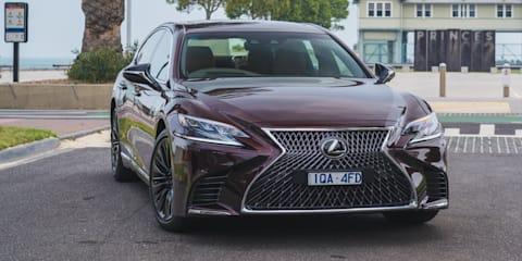 2020 Lexus LS500 review: Inspiration Series