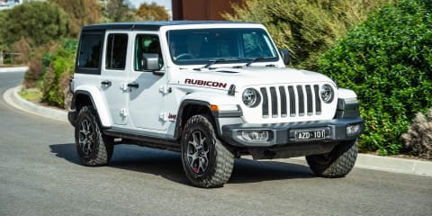 Jeep Wrangler: You don't mess with imperfection