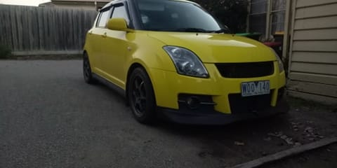 2007 Suzuki Swift Sport review