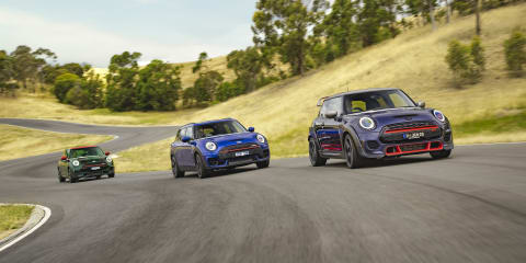Mini John Cooper Works range review