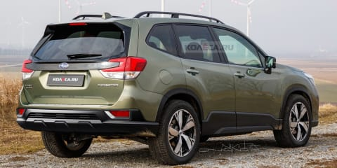 2022 Subaru Forester facelift coming soon, Australian launch expected by October 2021