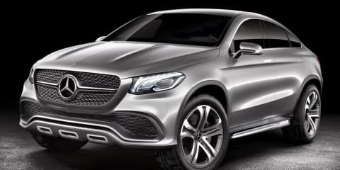 Mercedes-Benz says SUV boom will never end