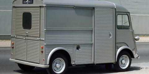 Design Review: Citroen Type H (1947-1981)