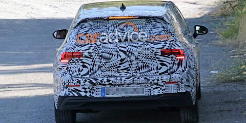 2020 Volkswagen Golf GTE spied