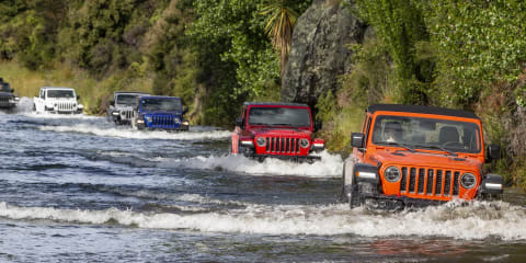 2020 Jeep Gladiator pricing higher than expected, starts from $75,450 plus on-road costs
