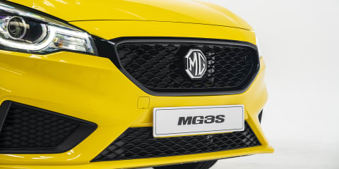 MG 3S: Limited edition on sale from $16,990 drive-away