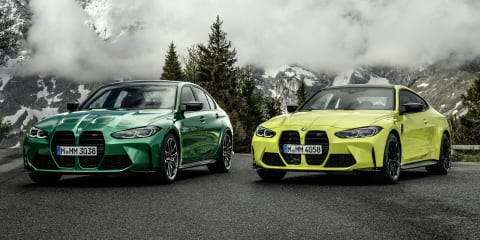 2021 BMW M3 and M4 price and specs
