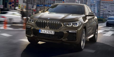 2020 BMW X6 revealed, here Q4
