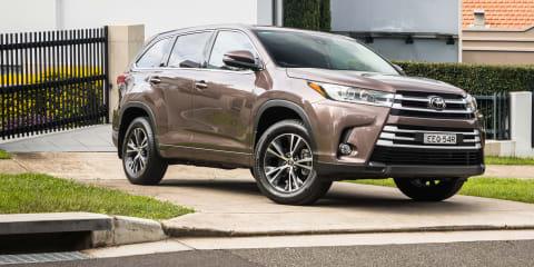 2020 Toyota Kluger GX review