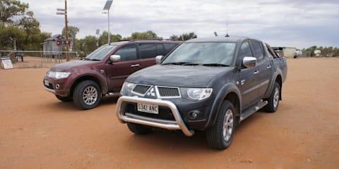 Mitsubishi Triton, Challenger: 20,000 utes, SUVs recalled