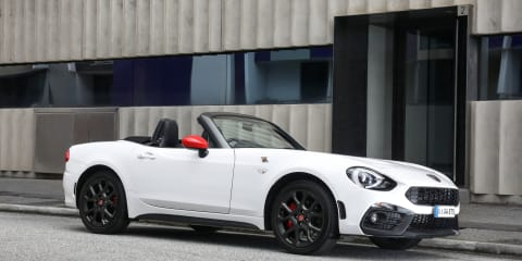 Fiat 124 Spider future in doubt – report