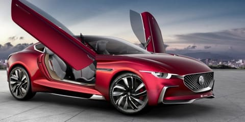 MG to launch electric sports coupe in late 2021, will be sold in Australia – report