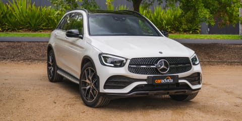 2020 Mercedes GLC300 4Matic review