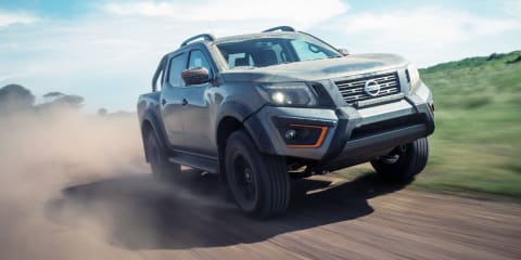 Nissan Navara to eventually go electric, no more power planned for turbo diesel