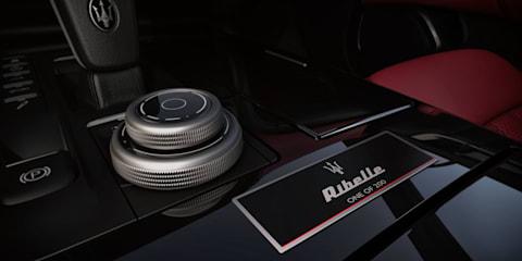 Maserati Ghibli Ribelle revealed for Europe