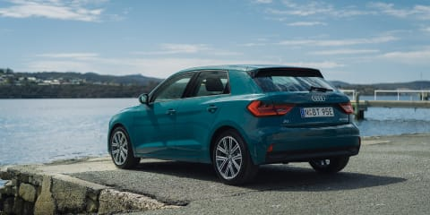 2020 Audi A1 pricing and specs