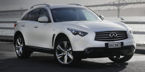 Infiniti FX: pricing and specifications revealed for new X5 rival