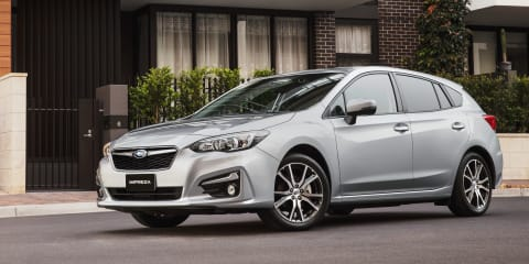 2017 Subaru Impreza detailed: New generation expected to double in sales