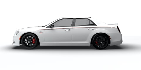 Chrysler 300 SRT Pacer limited edition arrives in Australian showrooms