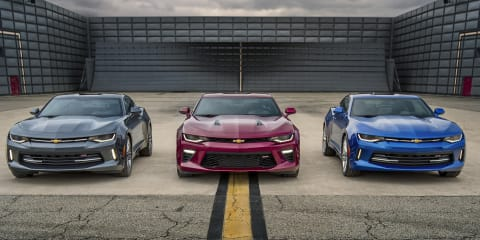 Chevrolet Camaro 'will be built' in right-hand drive if demand is high enough, says product chief