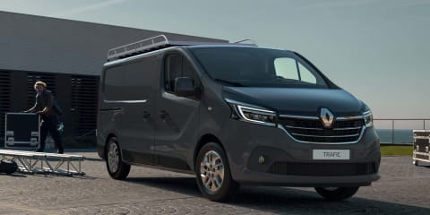 2020 Renault Trafic automatic now on sale