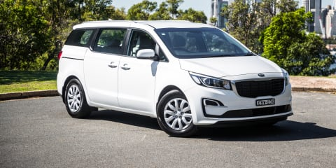 2020 Kia Carnival S review