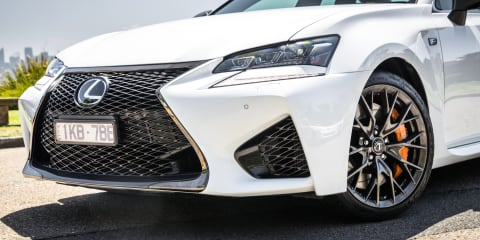 Lexus axes GS and GS-F, new V8 planned for future models