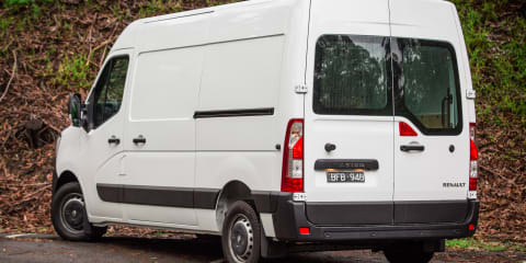 2021 Renault Master mid-wheelbase (MWB) review