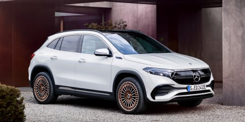 2021 Mercedes-Benz EQA price and specs: Electric SUV from $76,800 plus on-road costs