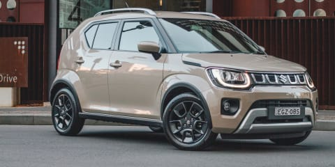 2021 Suzuki Ignis Series II review