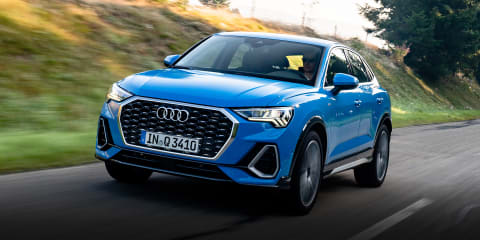 2020 Audi Q3 Sportback review | Small SUV
