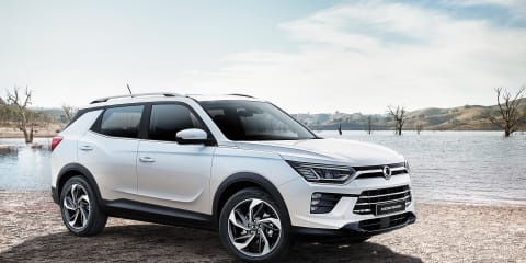 2020 Ssangyong Korando pricing and specs
