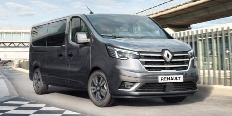 2021 Renault Trafic updated, no announcement yet for Australia
