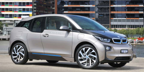 BMW gets half its power needs from renewable sources