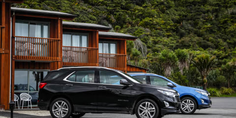 Road Trip: Chasing the sun in a Holden Equinox