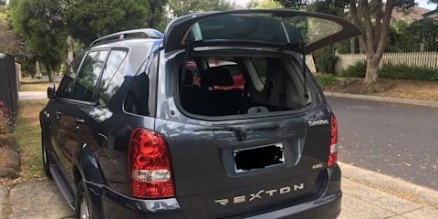2008 Ssangyong Rexton RX270 Xdi (7 Seat) review