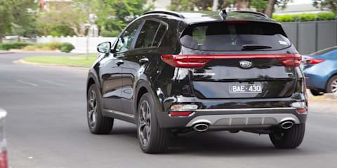 2021 Kia Sportage GT-Line petrol long-term review: City compatibility