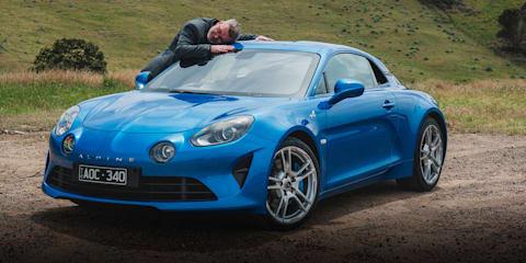 必威体育最新版下载CarAdvice赢家圈:Alpine A110