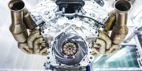 Aston Martin Valkyrie: What goes into a 1000bhp Cosworth engine?
