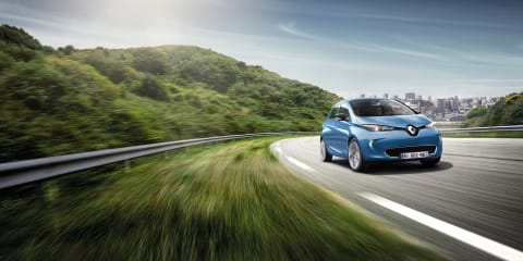 """2017 Renault Zoe removes last """"psychological barrier"""" to electric vehicles"""