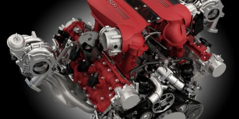 Ferrari wins International Engine Of The Year, Ford triumphs again
