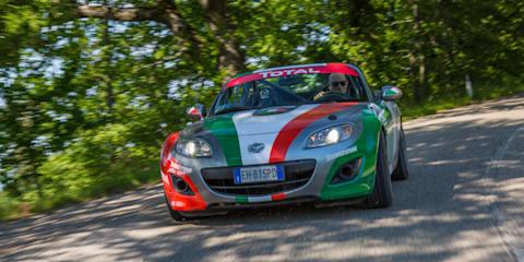 World's greatest driving roads: Todi to Orvieto, Italy