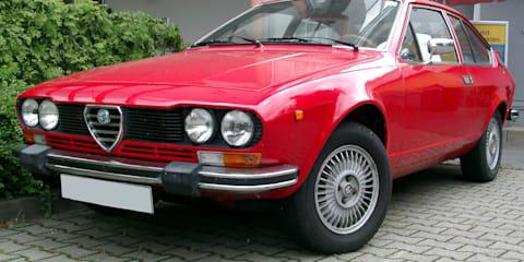 1975 Alfa Romeo Alfetta GT Review