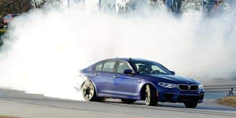 BMW smashes longest continuous drift record