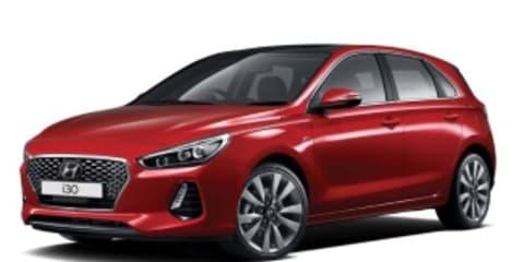 2017 Hyundai i30 SR review Review